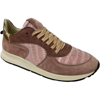 Scarpe Donna Sneakers Philippe Model ATRMPN-29617 Rosa