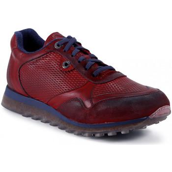 Scarpe Uomo Sneakers Exton SNEAKER  - 340 ROSSO Rosso