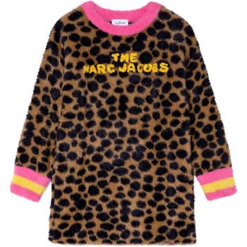 Abbigliamento Bambina Cappotti Marc Jacobs 99933642 MARRONE