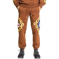 Abbigliamento Uomo Pantaloni da tuta Gcds FW21M030034 Marrone