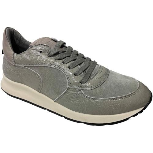 Scarpe Donna Sneakers basse Philippe Model ATRMPN-29625 Grigio