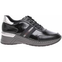 Scarpe Donna Sneakers basse Rieker N430000 Nero