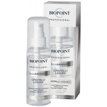 Bellezza Accessori per capelli Biopoint Cristalli Liquidi
