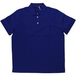 Abbigliamento Uomo Polo maniche corte Ferrante ATRMPN-29628 Blu