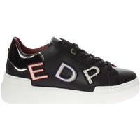 Scarpe Donna Sneakers Ed Parrish CKLD PT01-UNICA - Sneaker in p  Nero