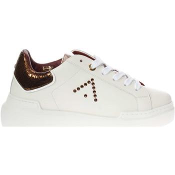 Scarpe Donna Sneakers Ed Parrish CKLD SW31-UNICA - Sneaker in p  Bianco