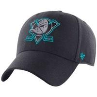 Accessori Uomo Cappellini 47 Brand '47 Brand Anaheim Ducks '47 MVP Snapback                           nero