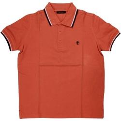 Abbigliamento Uomo Polo maniche corte Ferrante ATRMPN-29643 Arancio