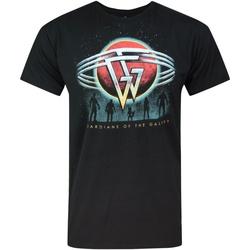 Abbigliamento Uomo T-shirt maniche corte Guardians Of The Galaxy  Nero