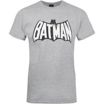 Abbigliamento Uomo T-shirt maniche corte Dessins Animés  Grigio