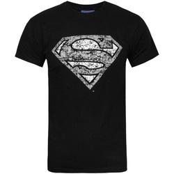 Abbigliamento Uomo T-shirt maniche corte Dessins Animés  Nero
