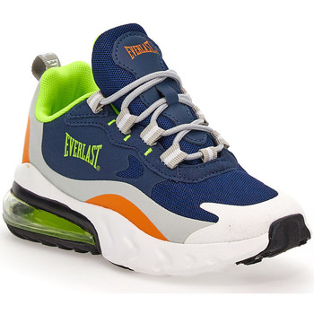 Scarpe Bambina Sneakers basse Everlast 412 BLU