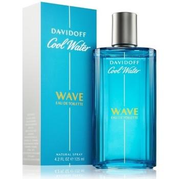 Bellezza Uomo Cofanetti di profumi Davidoff Cool Water Wave  125 ml