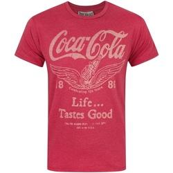 Abbigliamento Uomo T-shirt maniche corte Junk Food  Rosso