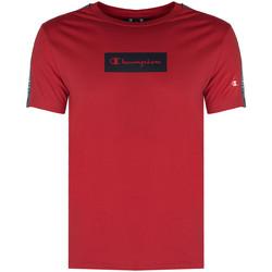 Abbigliamento Uomo T-shirt maniche corte Champion  Rosso
