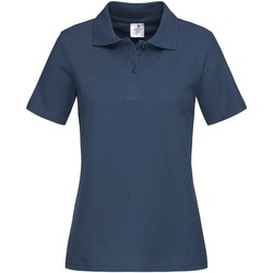 Abbigliamento Donna T-shirt & Polo Stedman  Blu navy