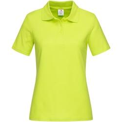 Abbigliamento Donna T-shirt & Polo Stedman  Lime
