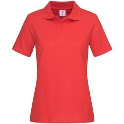 Abbigliamento Donna T-shirt & Polo Stedman  Rosso
