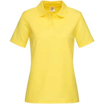 Abbigliamento Donna T-shirt & Polo Stedman  Giallo