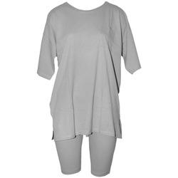 Abbigliamento Donna Pigiami / camicie da notte Forever Dreaming  Grigio