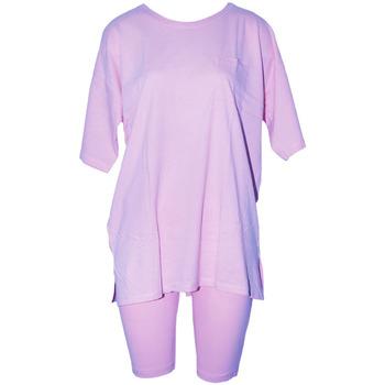 Abbigliamento Donna Pigiami / camicie da notte Forever Dreaming  Lilla