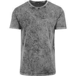 Abbigliamento Uomo T-shirt maniche corte Build Your Brand BY070 Grigio/Nero