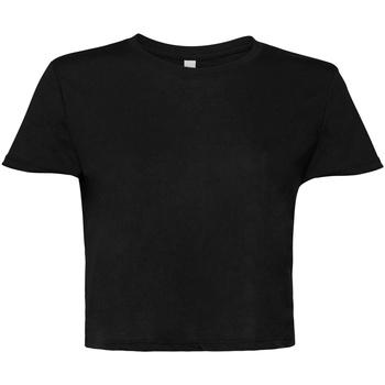 Abbigliamento Donna T-shirt maniche corte Bella + Canvas BE8882 Nero