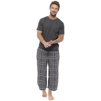 Abbigliamento Uomo Pigiami / camicie da notte Foxbury  Grigio