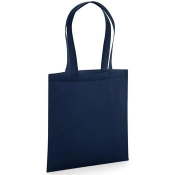 Borse Donna Tote bag / Borsa shopping Westford Mill W261 Blu scuro