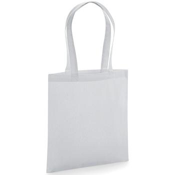 Borse Donna Tote bag / Borsa shopping Westford Mill W261 Grigio chiaro