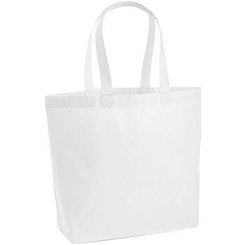 Borse Donna Tote bag / Borsa shopping Westford Mill W261 Bianco