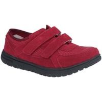 Scarpe Donna Sneakers basse Fleet & Foster  Bordo