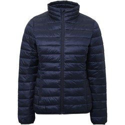 Abbigliamento Donna Giacche 2786 TS30F Blu navy