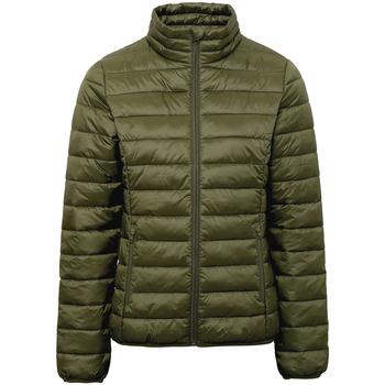 Abbigliamento Donna Giacche 2786 TS30F Oliva