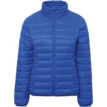 Abbigliamento Donna Giacche 2786 TS30F Blu reale