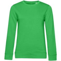 Abbigliamento Donna Felpe B&c WW32B Verde