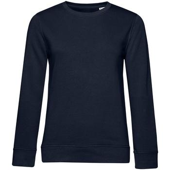 Abbigliamento Donna Felpe B&c WW32B Blu navy