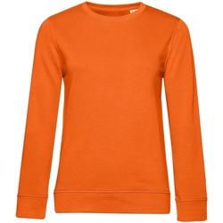 Abbigliamento Donna Felpe B&c WW32B Arancio