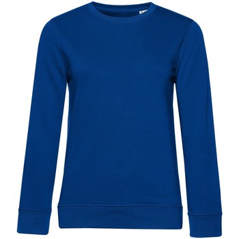 Abbigliamento Donna Felpe B&c WW32B Blu reale