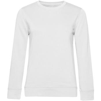 Abbigliamento Donna Felpe B&c WW32B Bianco