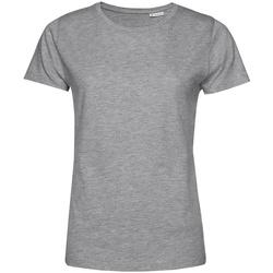 Abbigliamento Donna T-shirt maniche corte B&c TW02B Grigio Erica
