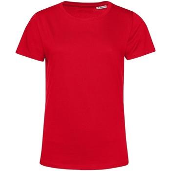 Abbigliamento Donna T-shirt maniche corte B&c TW02B Rosso