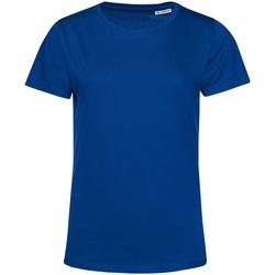 Abbigliamento Donna T-shirt maniche corte B&c TW02B Blu reale