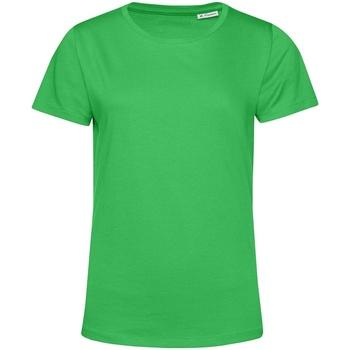 Abbigliamento Donna T-shirt maniche corte B&c TW02B Verde Mela