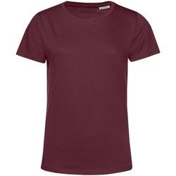 Abbigliamento Donna T-shirt maniche corte B&c TW02B Bordeaux