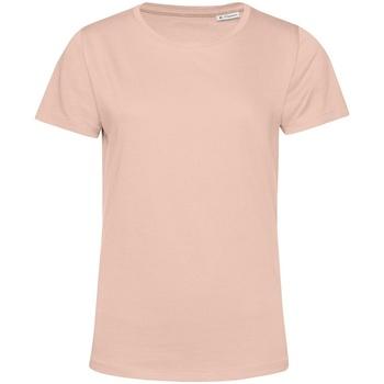 Abbigliamento Donna T-shirt maniche corte B&c TW02B Rosa Scuro