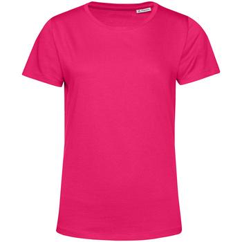 Abbigliamento Donna T-shirt maniche corte B&c TW02B Magenta