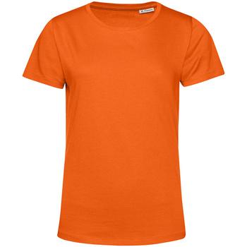 Abbigliamento Donna T-shirt maniche corte B&c TW02B Arancio