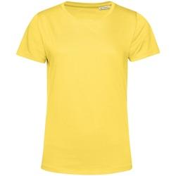 Abbigliamento Donna T-shirt maniche corte B&c TW02B Giallo
