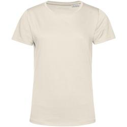 Abbigliamento Donna T-shirt maniche corte B&c TW02B Bianco Spento